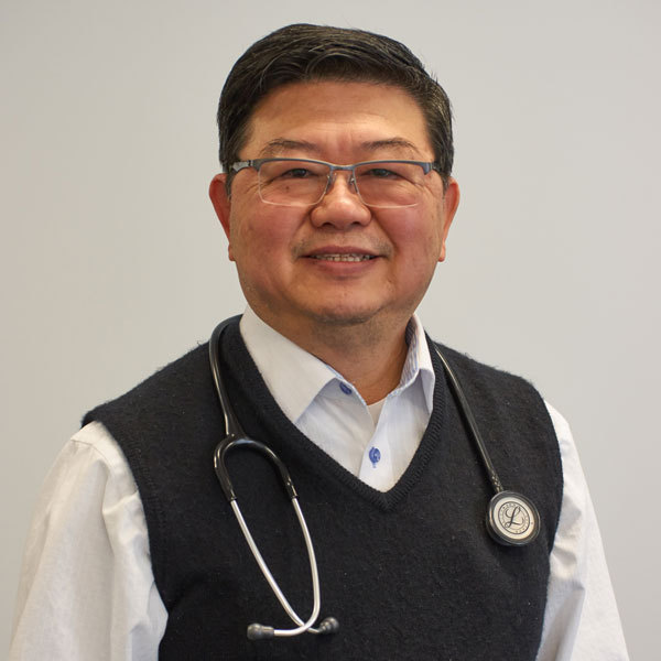 Doctor Julius Tan